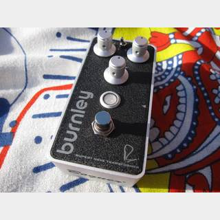 Bogner BURNLEY RUPERT NEVE DESIGNS DISTORTION LTD BLACK