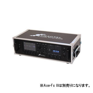 FRACTAL AUDIO SYSTEMS Axe-FxIII 3U Rack Case ラックケース