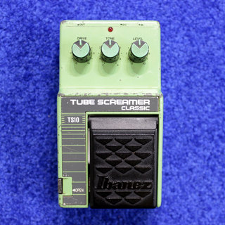 Ibanez TS10 TUBE SCREAMER CLASSIC(JAPAN) 艶有り 1986年製です