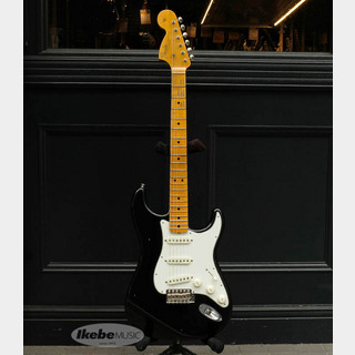 Fender Custom Shop Custom Shop Jimi Hendrix Voodoo Child Signature Stratocaster Journeyman Relic (Black)
