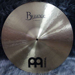 MeinlByzance Traditional Medium Ride w/sizzle 20 【リニューアルグランドオープンセール】