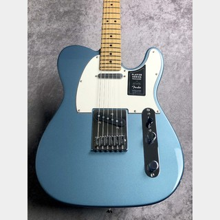 Fender 【3.92kg】Made In Mexico Player Series Telecaster #18094630 -Tide Pool-【初心者お勧め】