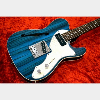 FREEDOM CUSTOM GUITAR RESEARCH Green Pepper -Sky Blue-【NAMM SHOWカラー】