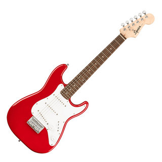 Squier by Fender Mini Stratocaster Laurel Fingerboard Dakota Red エレキギター アウトレット