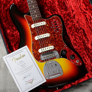 Fender Custom Shop Master Built Series BASS VI 3-Color Sunburst Built By Mark Kendrick -2004-【新宿店】