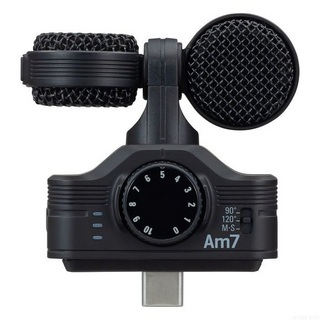 ZOOM Am7 Professional Stereo Microphone for Andord【次回入荷分 - ご予約受付中!】