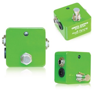 Henretta Engineering Green Zapper Auto Filter ギターエフェクター
