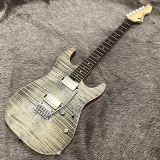 T's Guitars DST-DX22 Flame / Trans-Blue Denim USED【美品中古品が入荷しました!!】【送料無料(離島は除く)】