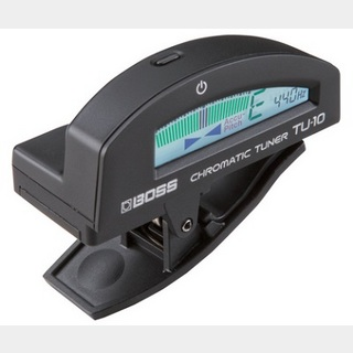 BOSS Clip-on Chromatic Tuner TU-10-BK BLACK【渋谷店】
