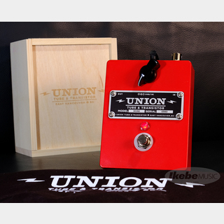 UNION TUBE&TRANSISTOR MORE [Pre Amp,Clean Booster]