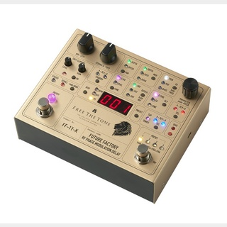 Free The Tone FUTURE FACTORY FF-1Y-K Kenシグネチャーモデル 《箱汚れ特価》【新宿店】