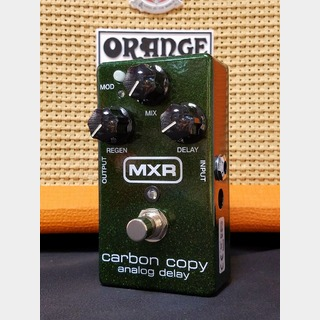 MXR M169 Carbon Copy Analog Delay【展示品特価】【即納可能】