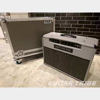 Matchless DC-30 Gray w/Hard Case