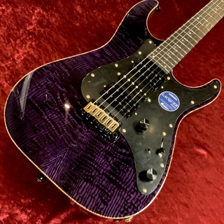 Bacchus Handmade Empire -Trans Purple-【G'CLUB Shibuya Custom!!】【動画アリ♪】