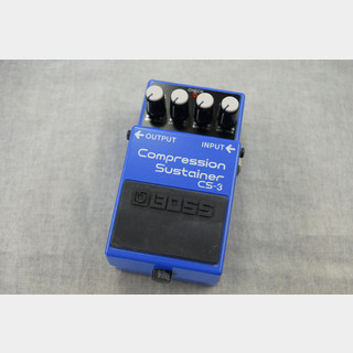 BOSS CS-3 Compression Sustainer 【USED】