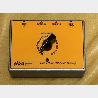 EVA 特注品 Line ATT for ERP Type3 Preamp Final Trimer