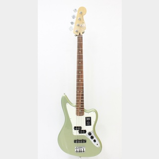 Fender 【セール対象品】Player Jaguar Bass, Pau Ferro Fingerboard, Sage Green Metallic