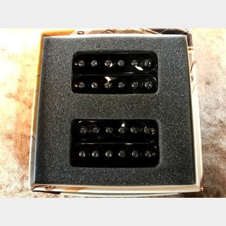Bare Knuckle Pickups Aftermath 6 String Set -Open Black- 【6弦用ハムバッカーセット】【送料無料】