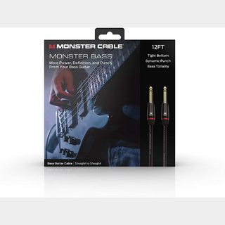 Monster Cable M BASS2-12(S-S)