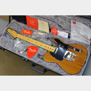 Fender American Professional II Telecaster Maple Fingerboard ~Roasted Pine~ #US20075752 【3.18kg】