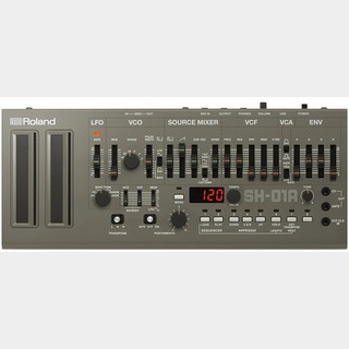 Roland Boutique SH-01A BLACK Synthesizer 【御茶ノ水本店】