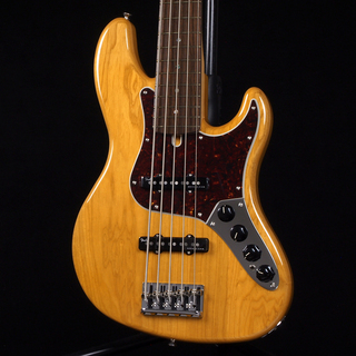 Fender Made in Japan Limited Deluxe Jazz Bass V Vintage Natural #JD20011589