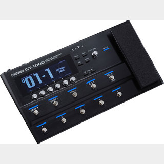 BOSS GT-1000 Guitar Effects Processor【1点限りの箱ボロ特価品!】