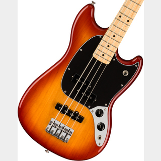 Fender Player Mustang Bass PJ Maple Fingerboard Sienna Sunburst 【池袋店】