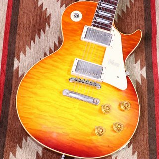 Gibson Custom Shop Ishibashi 80th Anniversary 1959 Les Paul Standard Lightly Aged Rojo Fade 【御茶ノ水FINEST_GUITARS】