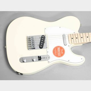 Squier by FenderAffinity Tele Arctic White
