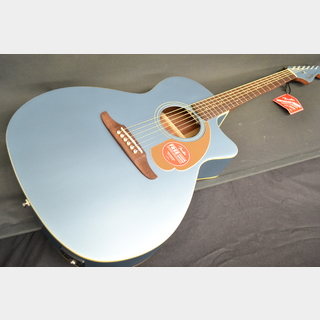 Fender Acoustics Newporter Player  Ice Blue Satin