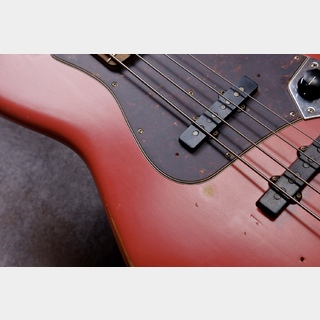Fender ROAD WORN® '60S JAZZ BASS® Rosewood Fiesta Red 【新品特価】
