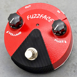 Jim Dunlop Fuzz Face Mini Germanium FFM2【数量限定特価!!】