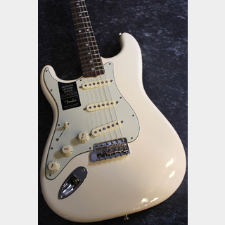 Fender American Original '60s Stratocaster Lefty Olympic White  #V1853485 【レフティー】【良音個体】