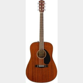 FenderCD-60S Dreadnought, Walnut Fingerboard, All-Mahogany(ご予約受付中)