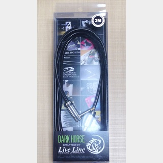 Ovaltone DARK HORSE crafted by Live Line 3m S/L 【12月20日まで送料無料】