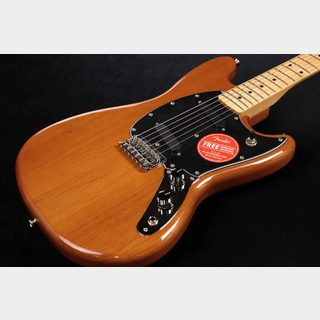 Fender Limited Edition Mustang Maple Fingerboard Faded Mocha 【渋谷店】