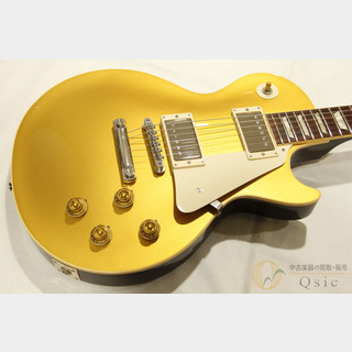 Gibson Custom Shop Historic Collection 1957 Les Paul Reissue Gold top 2009年製 【返品OK】[UF135]