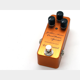 ONE CONTROL GOLDEN ACONE OVER DRIVE SPECIAL - 極上オーバードライヴ / USED -