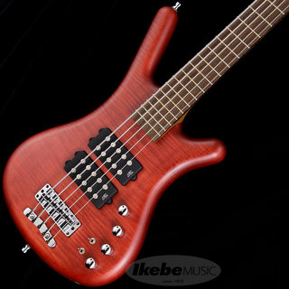 Warwick German Team Built Corvette $$ 5st (Burgundy Red Transparent Satin) 【特価】