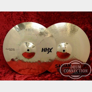 "SABIANHHX Evolution Hi-Hat 14""(pair) 【送料無料】"