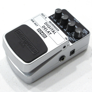BEHRINGER DIGITAL DELAY DD400