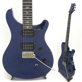 Paul Reed Smith(PRS) SE Custom 24 Translucent Blue