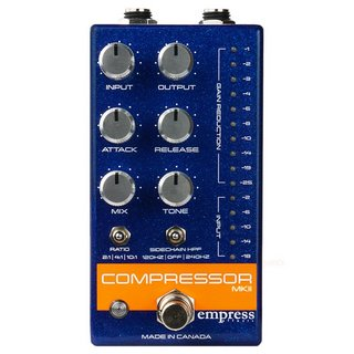 Empress Effects Compressor MKII Blue 【渋谷店】