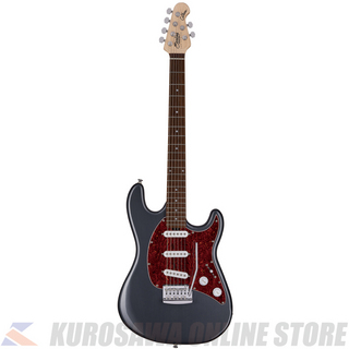 Sterling by MUSIC MAN S.U.B.Series Cutlass SSS -Charcoal Frost- (ご予約受付中)【送料無料】