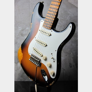 Fender Custom Shop 1957 Stratocaster Heavy Relic / Sunburst