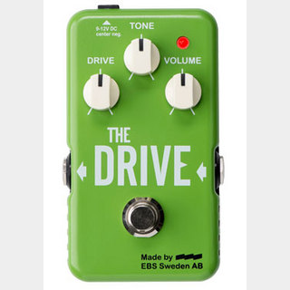 EBS THE DRIVE Boost Overdrive イービーエス オーバードライブ ブースト  【お取り寄せ商品】【WEBSHOP】
