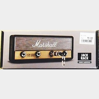 "Pluginz Official MARSHALL Jack Rack- ""JCM800 HANDWIRED""with 4 keychains"