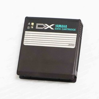 YAMAHADX7用 DATA CARTRIDGE MASTER【送料込】