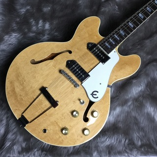 Epiphone CASINO / Natural / シリアル 95166